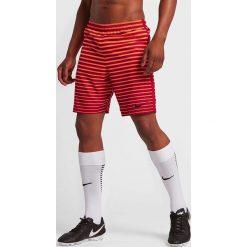 Spodenki sportowe męskie: Nike Spodenki męskie Dry Short SQD CL WZ pomarańczowe r. S