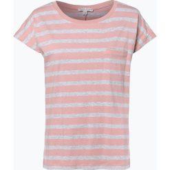 Marie Lund - T-shirt damski, różowy. Czerwone t-shirty damskie Marie Lund, xxl, w paski, z bawełny. Za 39,95 zł.