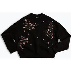 Review - Dziewczęca bluza nierozpinana, czarny. Czarne bluzy dziewczęce rozpinane Review, w kwiaty. Za 139,95 zł.