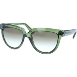 """Okulary przeciwsłoneczne damskie: Okulary przeciwsłoneczne """"V724S"""" w kolorze zielonym"""