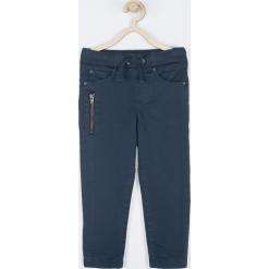 Spodnie. Niebieskie chinosy chłopięce COOL, z bawełny. Za 99,90 zł.