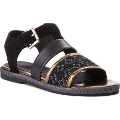 Sandały dziewczęce: Sandały GEOX – D Kolleen G D825SG 0218J C9999 Black