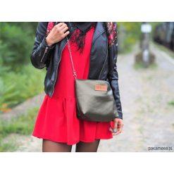 Torebki klasyczne damskie: Mała torebka Mili Glam Bag- dark green