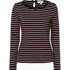 ARMEDANGELS - Damska koszulka z długim rękawem – Valentina, różowy. Czerwone t-shirty damskie ARMEDANGELS, m, z kokardą. Za 179,95 zł.