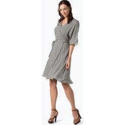 Esprit Collection - Sukienka damska, czarny. Brązowe sukienki marki Mohito, l, z kopertowym dekoltem, kopertowe. Za 199,95 zł.