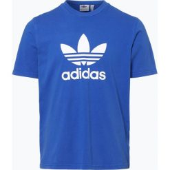 T-shirty męskie: adidas Originals – T-shirt męski, niebieski