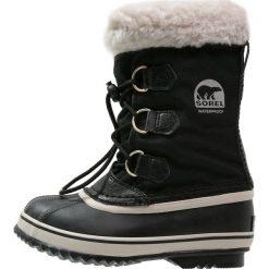 Buty zimowe chłopięce: Sorel YOOT PAC  Śniegowce black