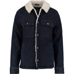 Volcom KEATON Kurtka jeansowa denim. Niebieskie kurtki męskie bomber Volcom, m, z bawełny. W wyprzedaży za 463,20 zł.
