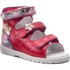 Sandały dziewczęce: Sandały BARTEK – 81805-3/0MA Różowy