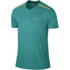 Nike Koszulka Do Biegania M Nk Brthe Top Ss Tailwind Clv Xl. Zielone koszulki do biegania męskie Nike, m, z krótkim rękawem, dri-fit (nike). W wyprzedaży za 149,00 zł.