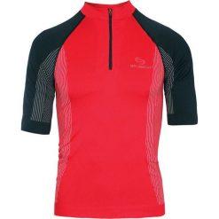 Brubeck Koszulka termiczna męska Kolor czerwono-czarny S. Czarne koszulki sportowe męskie marki Brubeck, m. Za 124,90 zł.