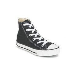 Buty Dziecko Converse  CHUCK TAYLOR ALL STAR CORE HI. Czarne trampki chłopięce Converse, retro. Za 219,00 zł.