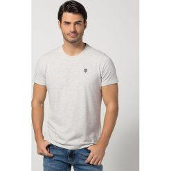 T-shirty męskie: Koszulka w kolorze jasnoszarym
