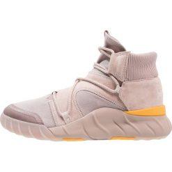 Trampki męskie: adidas Originals TUBULAR X 2.0 Tenisówki i Trampki wysokie vapour grey/tactile yellow
