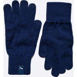 Puma - Rękawiczki. Czerwone rękawiczki męskie marki Puma, xl, z materiału. W wyprzedaży za 49,90 zł.