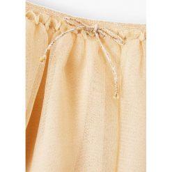 Mango Kids - Spódnica dziecięca Mandala 110-164 cm. Szare minispódniczki Mango Kids, z bawełny, rozkloszowane. W wyprzedaży za 49,90 zł.