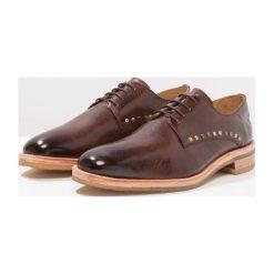 Buty wizytowe męskie: Melvin & Hamilton TOM 8 Eleganckie buty mid brown