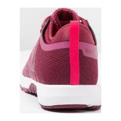 Reebok SPEED HER TR Obuwie treningowe berry/wine/lilac/white. Czerwone buty sportowe damskie Reebok, z materiału. Za 419,00 zł.