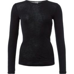 Icebreaker EVERYDAY Bluzka z długim rękawem black. Czarne bluzki damskie Icebreaker, xl, z materiału, z długim rękawem. Za 239,00 zł.