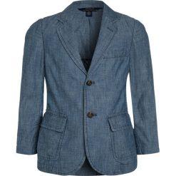 Polo Ralph Lauren OUTERWEAR SPORTCOAT Marynarka dark blue. Niebieskie kurtki dziewczęce marki Polo Ralph Lauren, z materiału. W wyprzedaży za 503,20 zł.