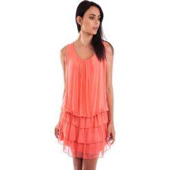 Sukienki balowe: Sukienka w kolorze koralowym