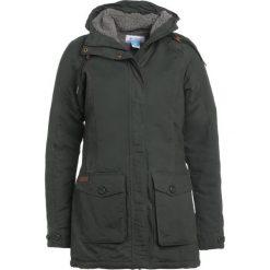 Columbia PRIMA Parka gravel. Szare kurtki sportowe damskie marki Columbia, xl, z bawełny. W wyprzedaży za 461,30 zł.