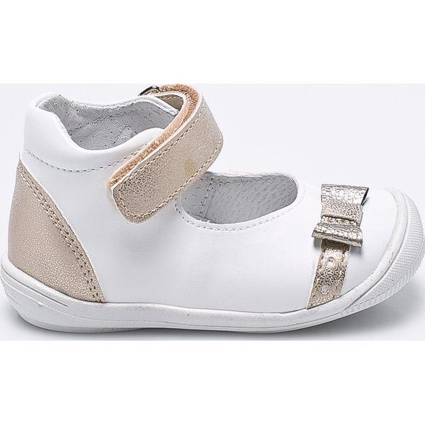 903be1eb7c01 Kornecki - Baleriny dziecięce - Białe baleriny dziewczęce marki ...