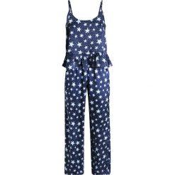 Piżamy damskie: Topshop STAR PRINT SET Piżama navy blue