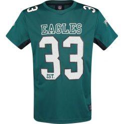 T-shirty męskie: NFL Philadelphia Eagles T-Shirt zielony