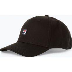 FILA - Męska czapka z daszkiem, czarny. Czarne czapki z daszkiem męskie Fila. Za 129,95 zł.