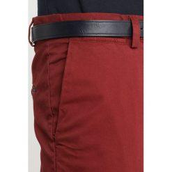 Spodnie męskie: Scotch & Soda MOTT Chinosy red dust