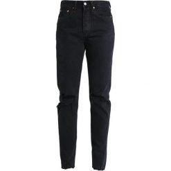 Levi's® 501 SKINNY Jeans Skinny Fit black. Szare rurki damskie marki Levi's®, z bawełny. Za 449,00 zł.