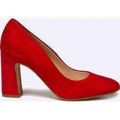 Buty ślubne damskie: Solo Femme - Czółenka