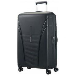 American Tourister Walizka Skytracer 77 Cm Szara. Szare walizki marki American Tourister. W wyprzedaży za 549,00 zł.