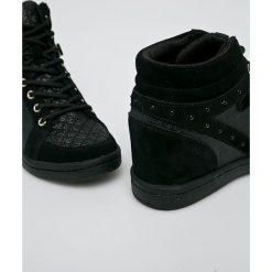 Versace Jeans - Buty. Szare buty sportowe damskie marki adidas Originals, z gumy. Za 799,90 zł.