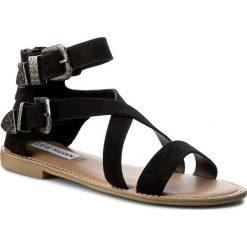 Sandały damskie: Sandały STEVE MADDEN – Miko1 Sandal 91000422-0S0-10003-01001 Black