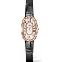 ZEGAREK LONGINES Longines Symphonette. Białe zegarki damskie LONGINES, szklane. Za 15110,00 zł.