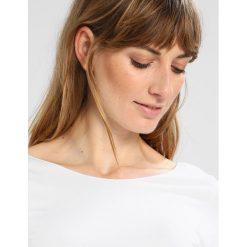 Bluzki asymetryczne: Majestic Bluzka z długim rękawem white