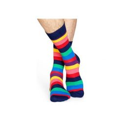 Skarpetki damskie: Skarpetki Happy Socks – Stripes (STR01-6001)