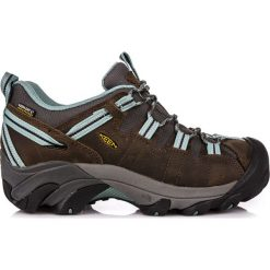 Buty trekkingowe damskie: Keen Buty damskie Targhee II Black Olive/Mineral Blue r. 39.5 (1012244)