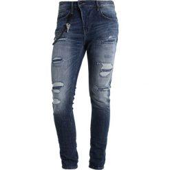 Jeansy męskie regular: Antony Morato Jeans Skinny Fit blue denim