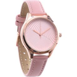 Różowy Zegarek Accepted. Czerwone zegarki damskie Born2be. Za 24,99 zł.