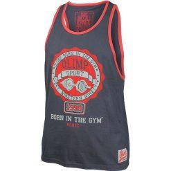 T-shirty męskie: OLIMP Koszulka męska Mens Tank Top Classic granatowa r. M (S390201)