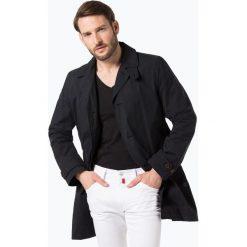 Płaszcze przejściowe męskie: Marc O'Polo – Płaszcz męski, szary