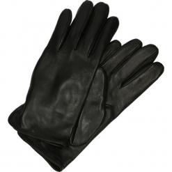 Rękawiczki - 228 P NE J18. Czarne rękawiczki damskie Venezia, ze skóry. Za 179,00 zł.
