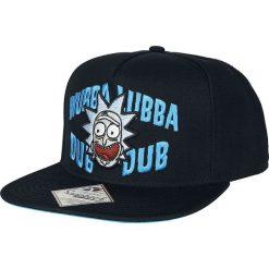 Czapki męskie: Rick And Morty Wubba Lubba Dub Dub Czapka Snapback wielokolorowy