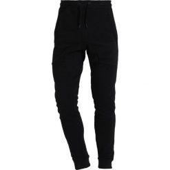 Spodnie męskie: Blend SLIM FIT Spodnie treningowe black