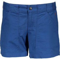 """Bermudy damskie: Szorty """"Loco"""" w kolorze niebieskim"""