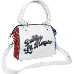 Torebki i plecaki damskie: Suicide Squad Harley Quinn – Daddy's Lil' Monster Torebka – Handbag standard