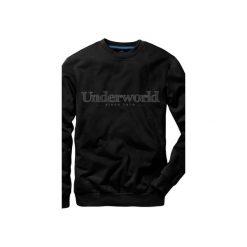 Bluza UNDERWORLD casual Since 1979. Szare bluzy męskie rozpinane marki Underworld, m, z nadrukiem, z bawełny. Za 119,99 zł.